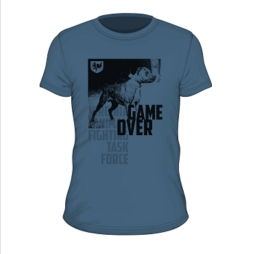 Unisex T-shirt: Game Over